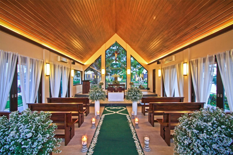 two seasons coron island resort amp spa palawan weddings