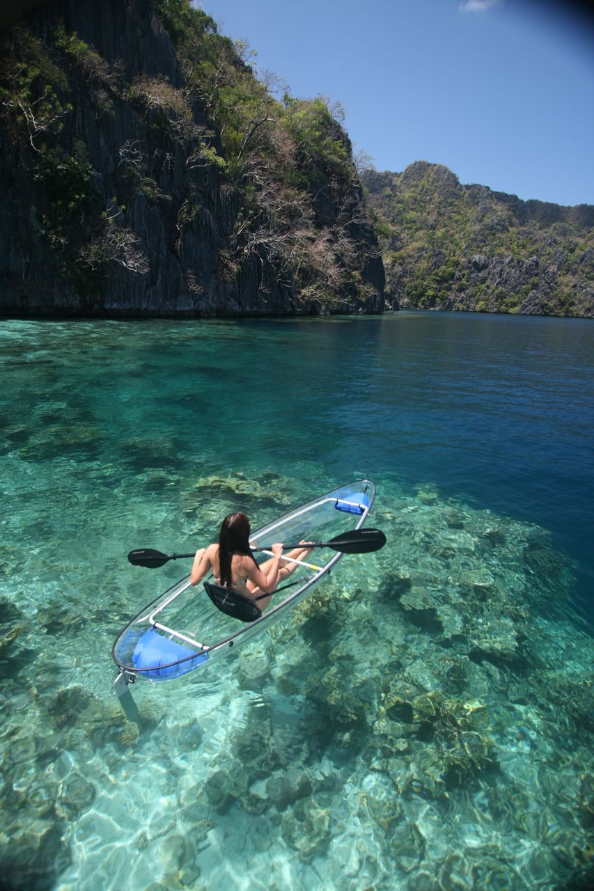 Transparent Canoe Kayak Gallery Recreation