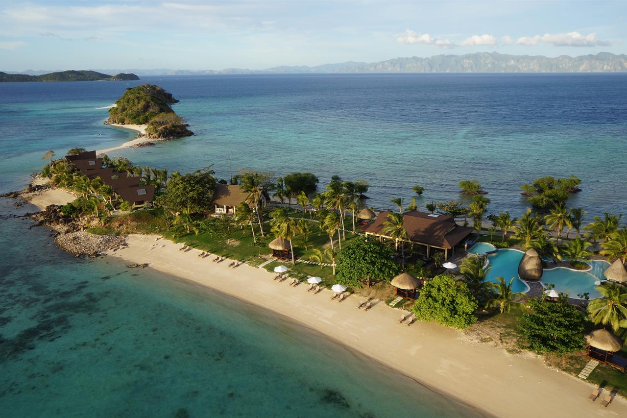 Two Seasons Island Resort Coron Palawan Packages