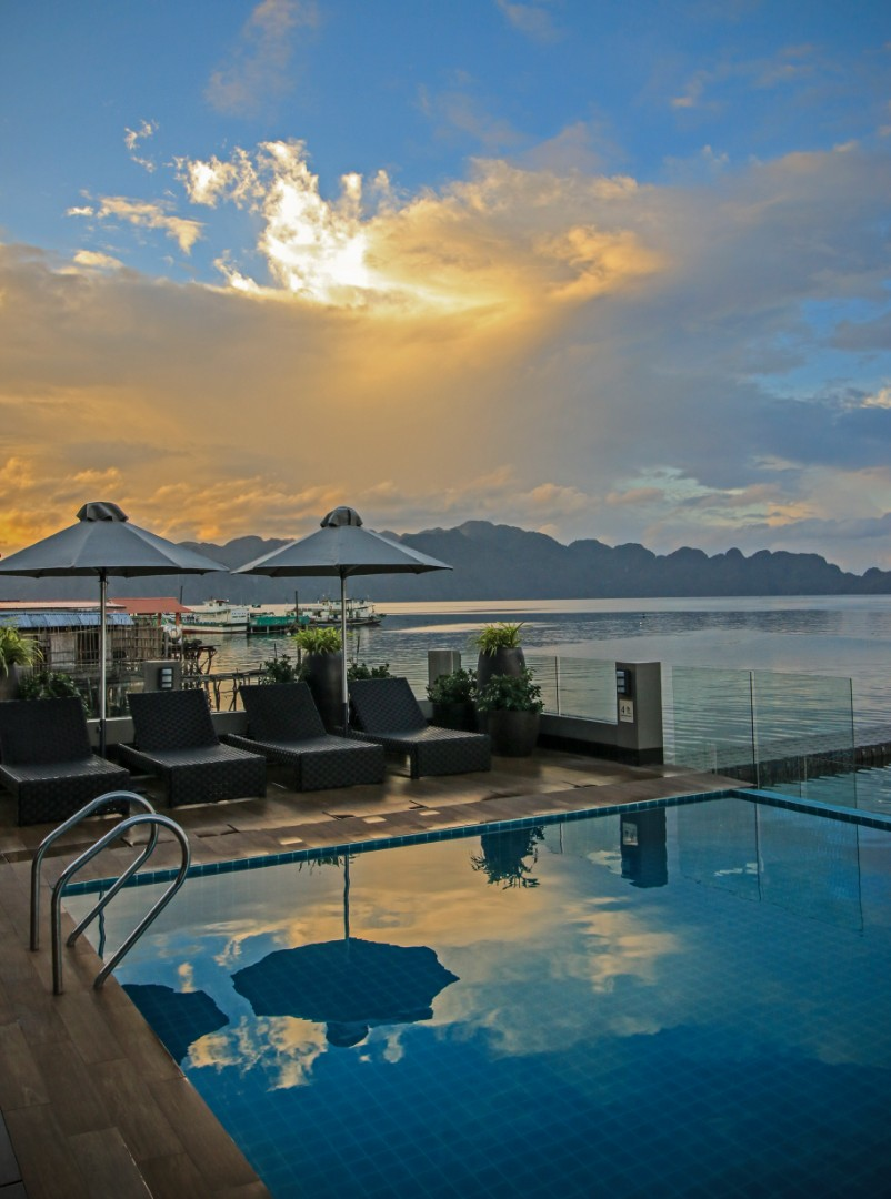 Coron Packages Cheapest ALL-IN Two Seasons Coron Bayside Hotel