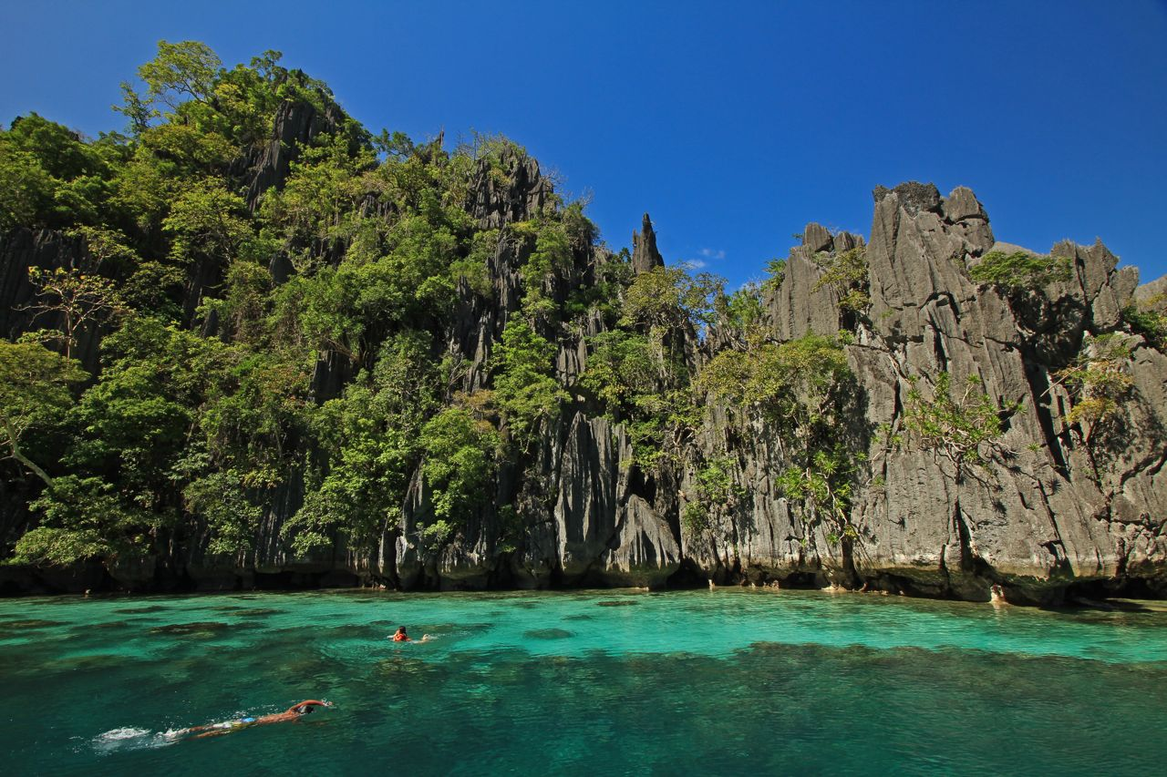 Coron Beach Resorts