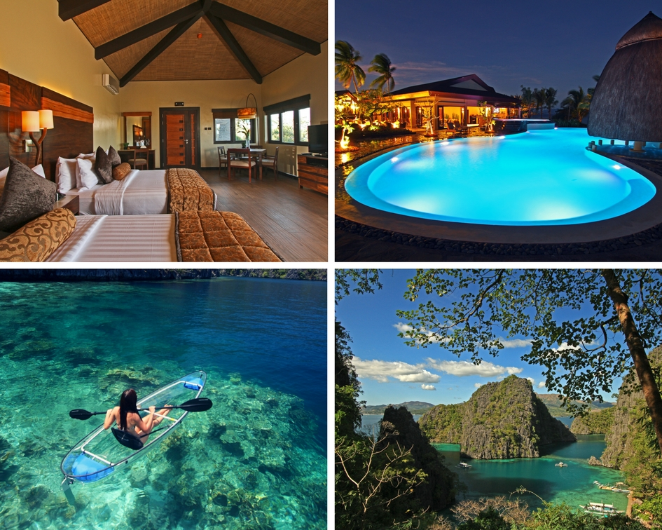 4d 3n Coron Island Town Family Package