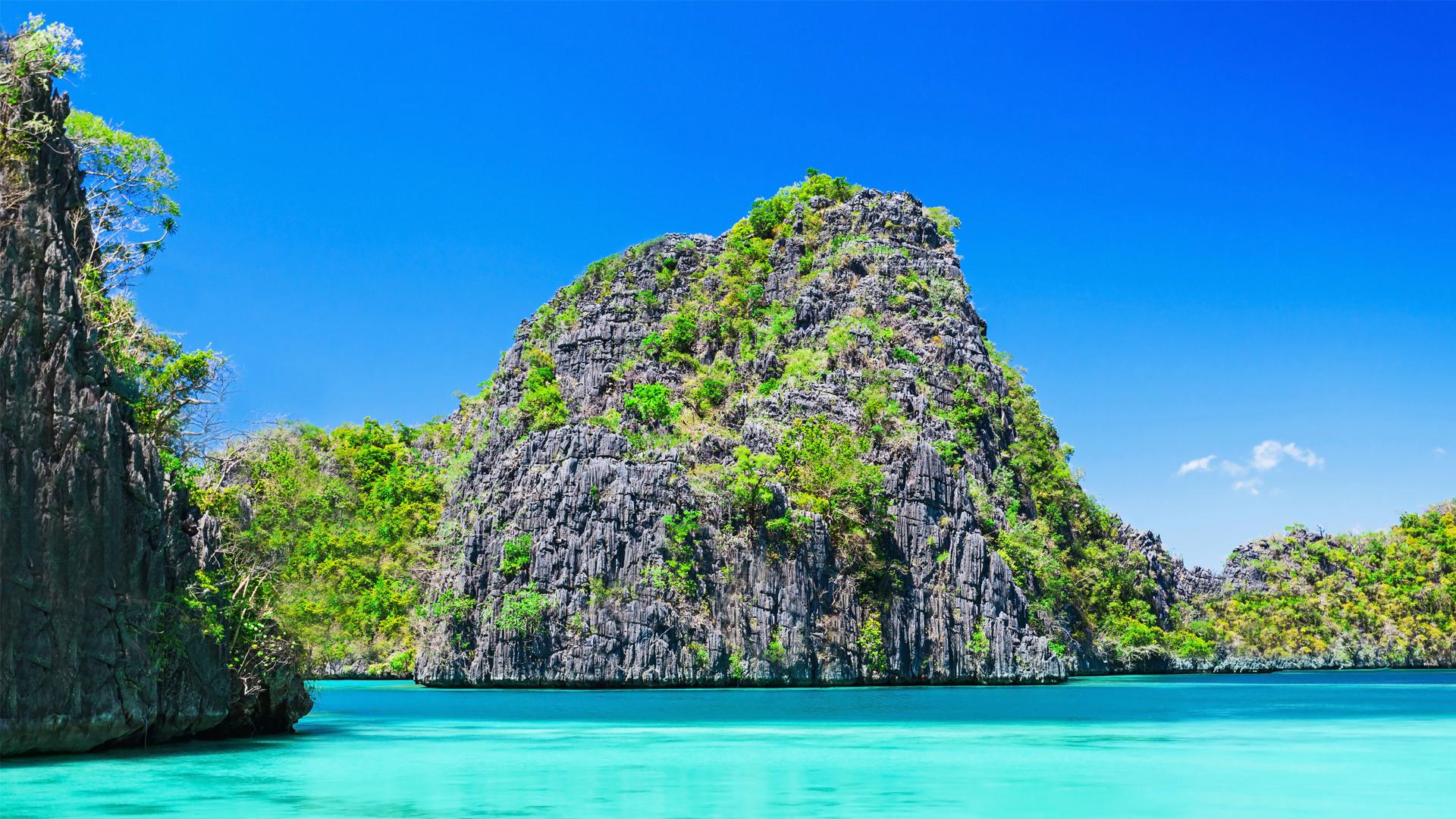 Getting To Coron Island Philippines